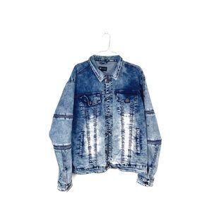 80's Wash Denim Jacket!
